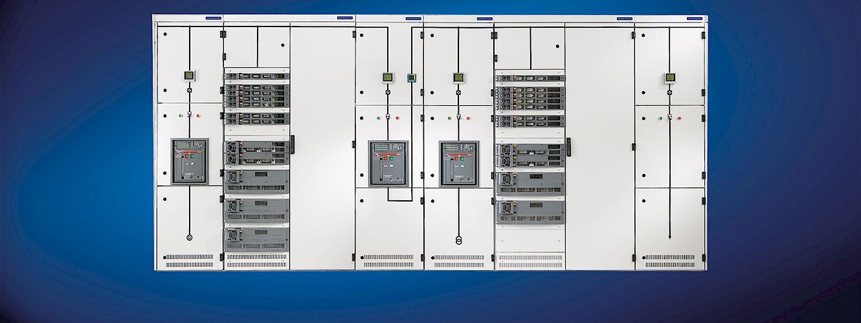 Schaltschranksystem Vamocon 1