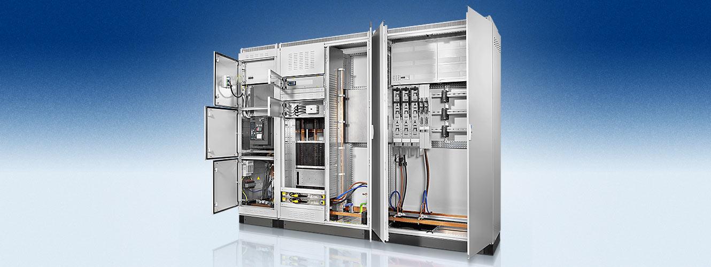 System K-EVS 4000 basierend auf dem Ri4Power System von RITTAL