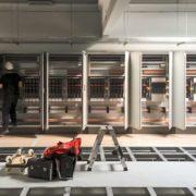Kesselhut Rittal Ri4 Power - Baustellenimpression