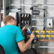 09 Verdrahtung Installationsverteiler