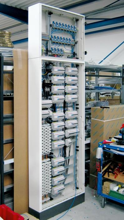 Installationsverteiler Sonderlösung