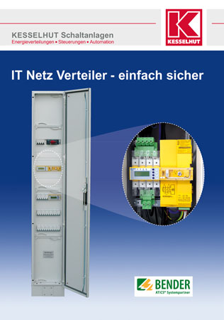 Kesselhut IT-Verteiler Flyer 2014