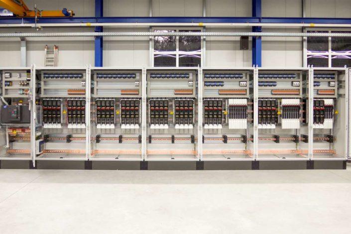 Kesselhut Rittal Ri4 Power - Fertigung