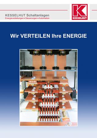 Kesselhut Wir verteilen Ihre Energie Flyer 2014